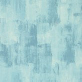 Designers Guild Marmorino Teal Wallpaper