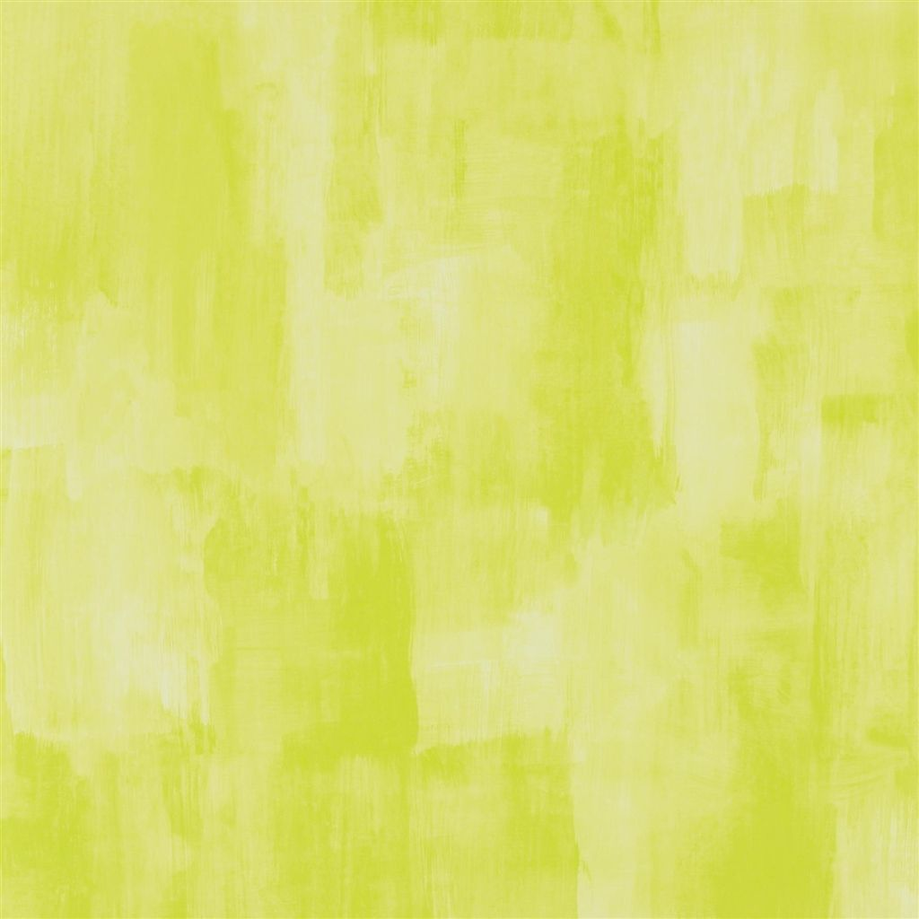 Designers Guild Marmorino Lime Wallpaper - Product code: PDG653/09