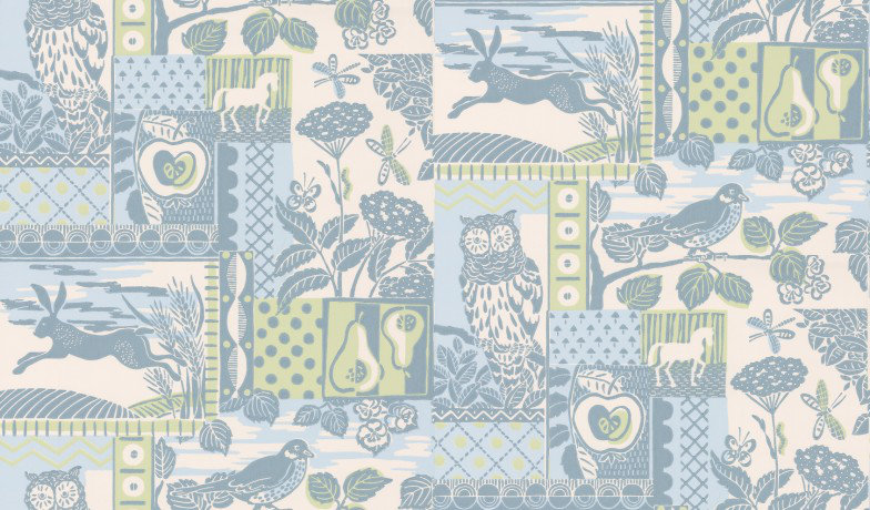 Image of Jane Churchill Wallpapers Brightwood, J133W-03