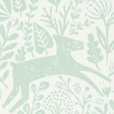 Scion Kelda Marine Wallpaper - Product code: 111105