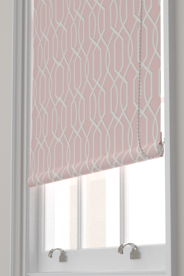 Blendworth Cheyne Pink Blind - Product code: CHEYNE 1