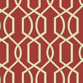 Blendworth Cheyne Red Fabric - Product code: CHEYNE 5
