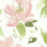 Blendworth Lillie Pink/ Ivory Fabric
