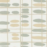 Scion Saldo Mink, Taupe and Putty Wallpaper - Product code: 111118