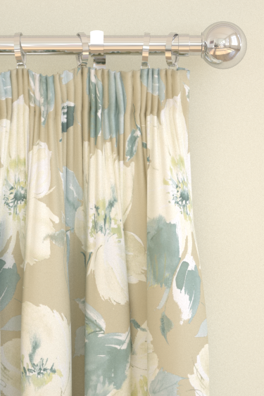 Blendworth Lillie Taupe Curtains - Product code: LILLIE 3