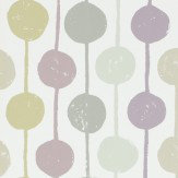 Scion Taimi Mist, Heather and Pebble Wallpaper - Product code: 111125