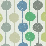 Scion Taimi Apple, Ivy and Slate Wallpaper - Product code: 111121