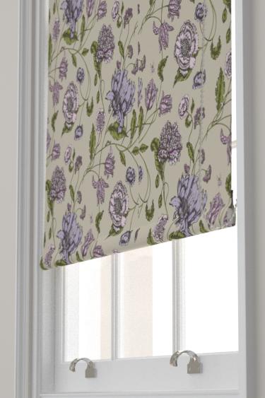 Blendworth Mayenne Purple/ Green Blind - Product code: MAYENNE 4