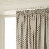iliv Picardie Curtains Charcoal Ready Made Curtains - Product code: 671035