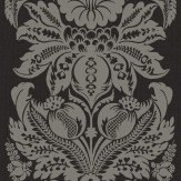 Arthouse Teramo Damask Phantom Wallpaper