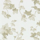 Sanderson Hedera Pearl/Neutral Wallpaper
