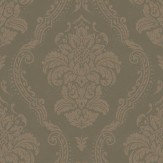 Arthouse Lucetta Bronze Wallpaper