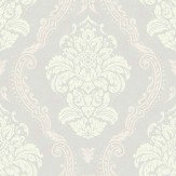 Arthouse Lucetta Dove Wallpaper