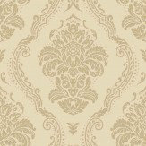 Arthouse Lucetta Gold Wallpaper