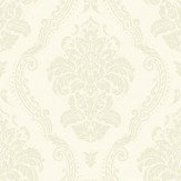 Arthouse Lucetta Ivory Wallpaper