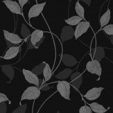 Arthouse Capriata Black Wallpaper