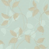 Arthouse Capriata Duck Egg Wallpaper