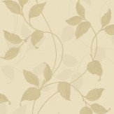 Arthouse Capriata Gold Leaf Wallpaper