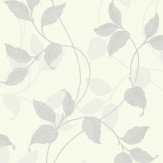 Arthouse Capriata Ice White Wallpaper
