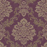 Arthouse Palazzo Mulberry Wallpaper - Product code: 290401