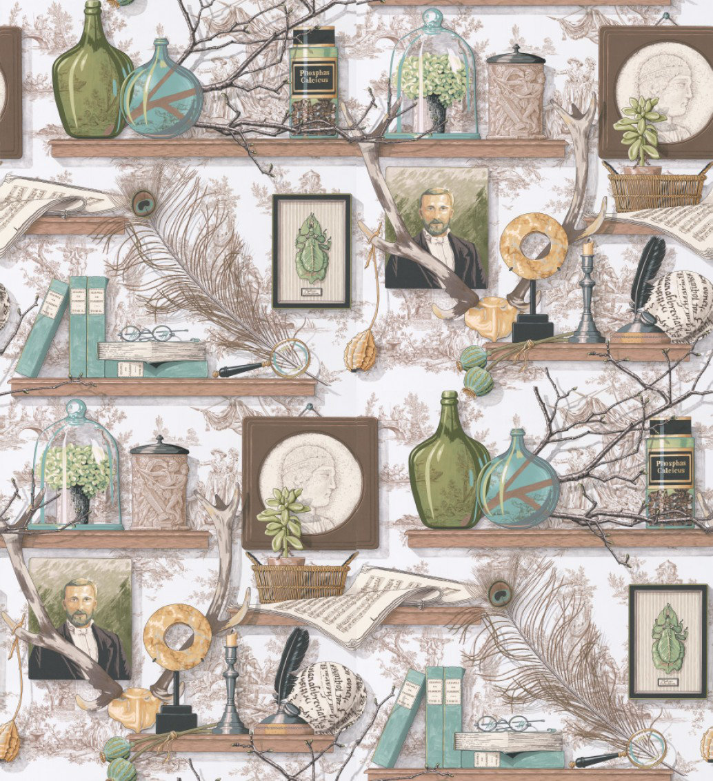 Image of Manuel Canovas Wallpapers Academia, 3071/01