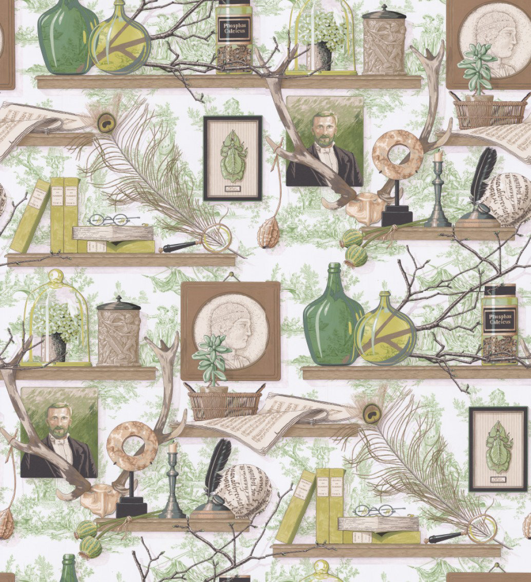 Image of Manuel Canovas Wallpapers Academia, 3071/02