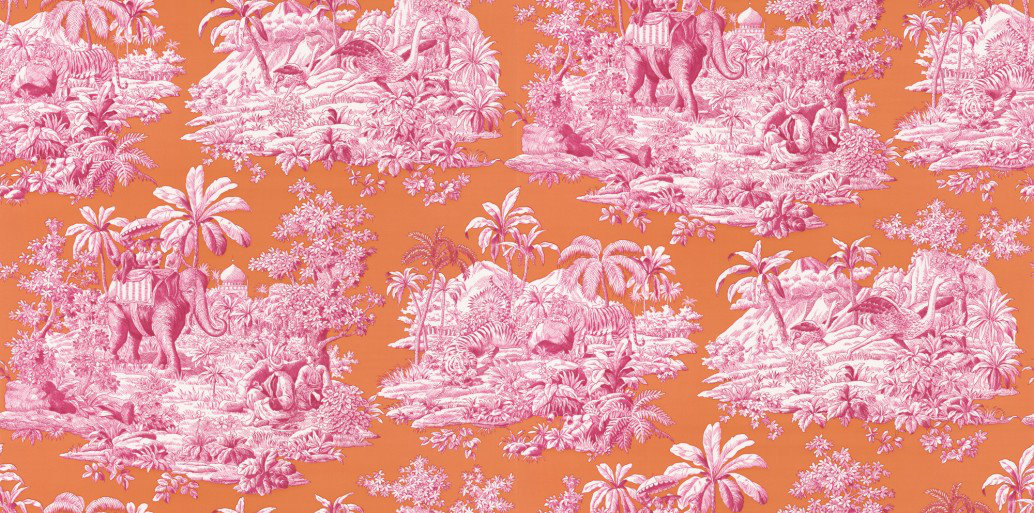 Image of Manuel Canovas Wallpapers Bengale, 3012/01
