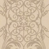 Albany Ornate Lace Bronze Wallpaper - Product code: 20731