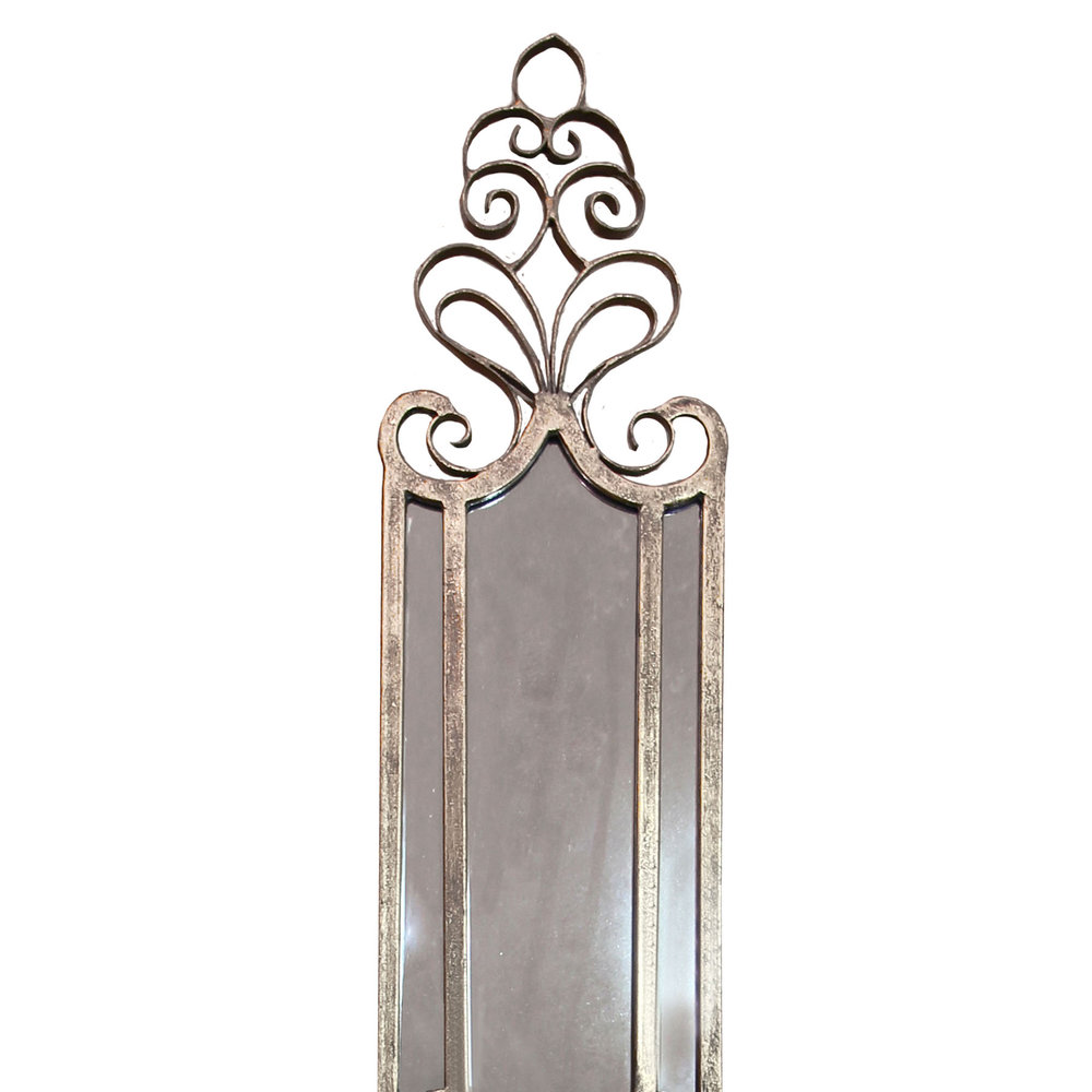 Arthouse Venetian Mirror Pewter - Product code: 008274