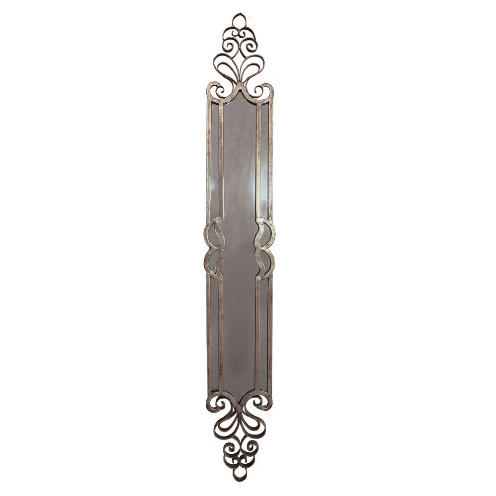 Venetian Mirror - Pewter - by Arthouse