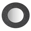 Arthouse Slate Round Mirror Grey - Product code: 008275