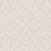 Albany Lustre Motif Silver Wallpaper - Product code: 20745
