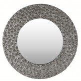 Arthouse Tondo Mirror Silver