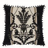 Arthouse Leonardo Gold Rush cushion Black / Gold - Product code: 008282