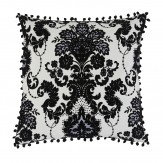 Arthouse Vasari Dalmatian Cushion Black and White