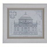 Arthouse Pisano Framed Print Art