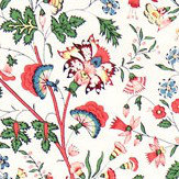 Sanderson Sita Chintz Fabric - Product code: 224313