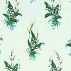Sanderson Muguet Eggshell Blue Fabric - Product code: 224316