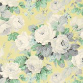 Sanderson Chelsea Linden / Silver Fabric - Product code: 224320