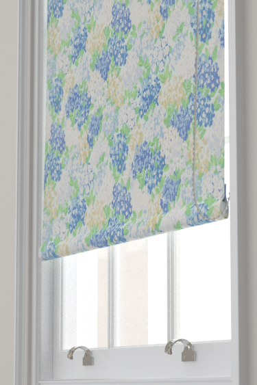 Sanderson Cottage Garden Sky / Periwinkle Blind - Product code: 224325