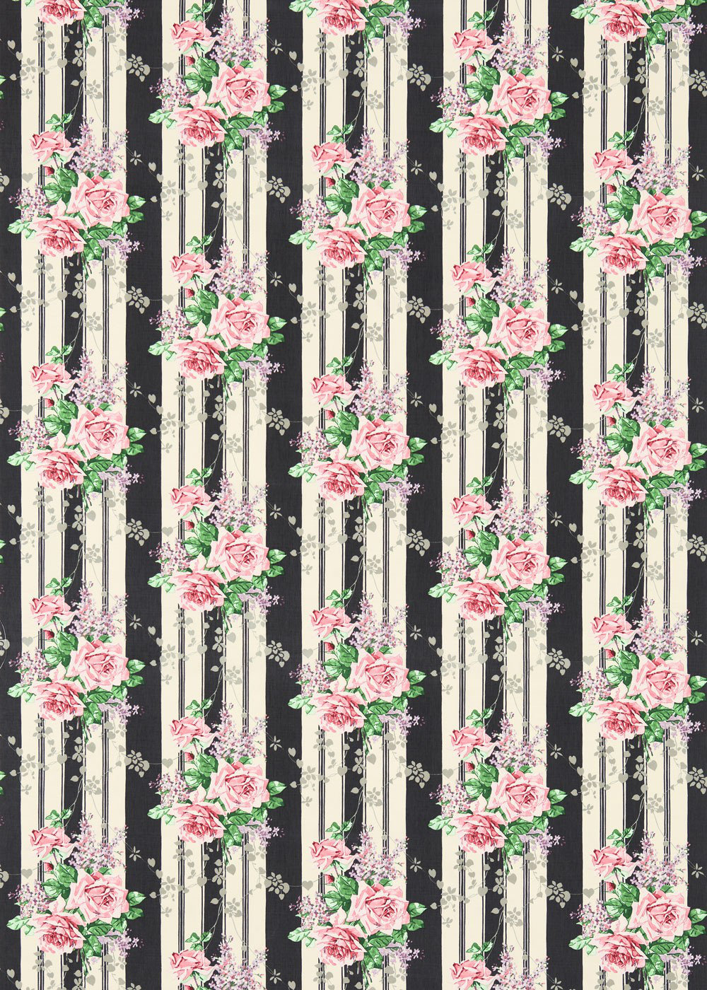 Sanderson Fabric Cecile Rose 224328