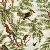 Graduate Collection Jungle Print Natural World Wallpaper