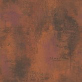 Albany Metalwork Rust Wallpaper