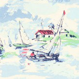 Sanderson Sail Away Sky Blue Fabric - Product code: 224340