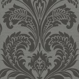 SketchTwenty 3 Tavertina Charcoal Wallpaper - Product code: CO00103
