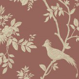 SketchTwenty 3 Grandeur Copper Wallpaper - Product code: CO00121