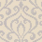 Albany Metallic Trail Pale Lilac Wallpaper