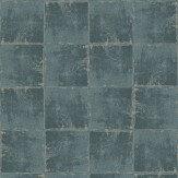 SketchTwenty 3 Esquire Petrol Wallpaper - Product code: CO00143