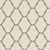 SketchTwenty 3 Moroccan Beaded Latte Wallpaper
