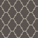 SketchTwenty 3 Moroccan Beaded Mocha Wallpaper
